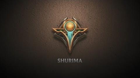 Runeterra Adventure Shurima