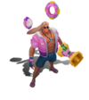 Taric PoolParty (Rose Quartz)