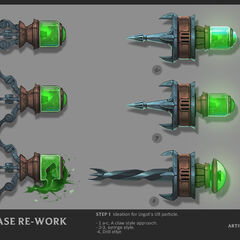 Urgot Update Concept 24 (by Riot Artist <a href=