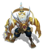 Warwick Mondwächter Warwick (Golden) M