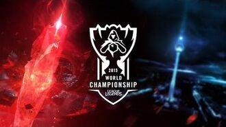 Worlds Collide The Final (ft. Nicki Taylor) Worlds 2015 - League of Legends