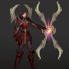 Irelia Update Concept 1 (by Riot Artist <a href=
