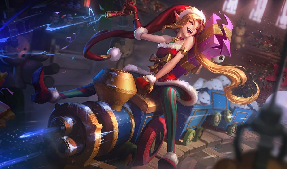 Jinx Ehrgeizige Weihnachtselfe Jinx S