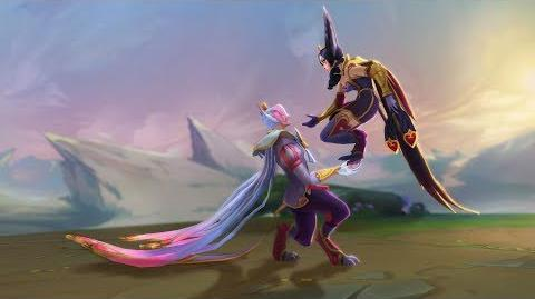 Love Is An All-Mid Battlefield Sweetheart Skins 2018 Trailer - League of Legends