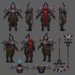 Lord Mordekaiser Update Model