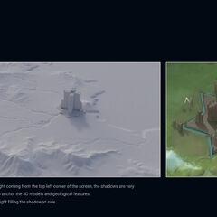 Runeterra Map Concept 4 (by Riot Artist <a href=