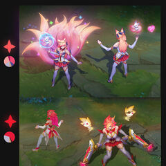 Star Guardian 2017 Concept 2 (by Riot Artist <a href=