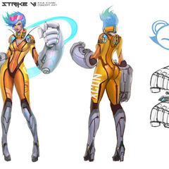 Neon Strike Vi Concept 2 (by Riot Artist <a href=