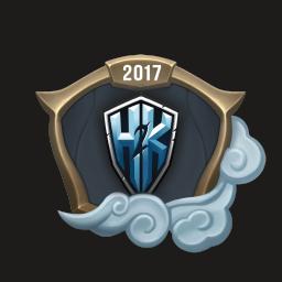 Worlds 2017 H2k-Gaming Emote