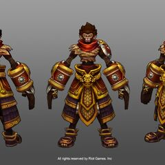 Wukong Model 2 (by Riot Artist <a href=