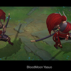 Blood Moon Yasuo Concept (by Riot Artist <a href=