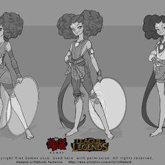 Zoe Concept 23 (by Riot Artist <a href=