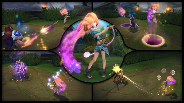 Zoe Screenshots