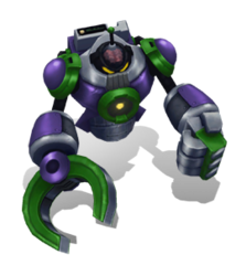 Blitzcrank BattleBoss (Base)