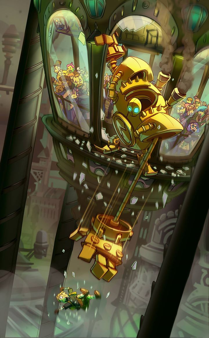 Blitzcrank Ensemble