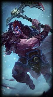 Darius.Leśny Król Darius.portret.jpg