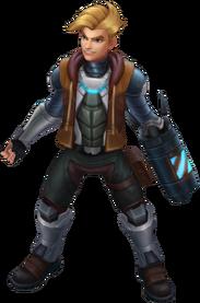 Ezreal Pulsefire (Level 01)