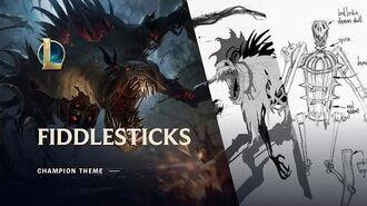 Fiddlesticks, The Ancient Fear - Login Screen