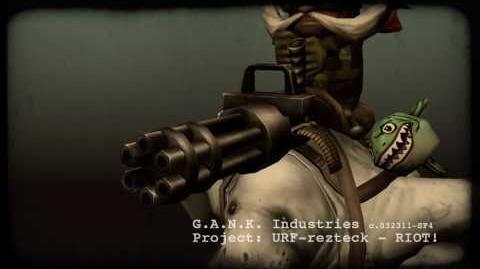 G.A.N.K Industries Presents Urfrider Corki
