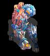 Jinx Heartseeker (Aquamarine)