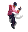 Lee Sin DragonFist (Rose Quartz)