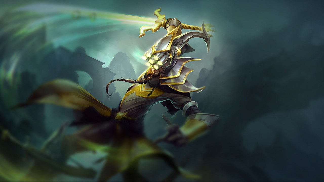 Master Yi OriginalCentered