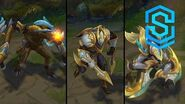 Meisterschafts-Ashe - Chroma-Spotlight