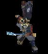 Shen Warlord (Obsidian)