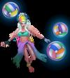 Syndra PoolParty (Rainbow)
