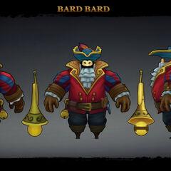 Bard Bard Model 1 (by Riot Artist <a href=
