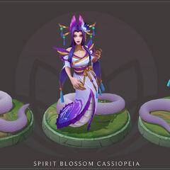 Spirit Blossom Cassiopeia Model 3 (by Riot Artist <a href=