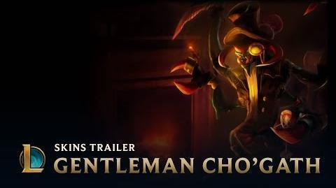 Cho'Gath Dżentelmen - przesłuchanie