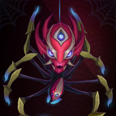 Blood Moon Elise Model 3 (by Riot Artist <a href=