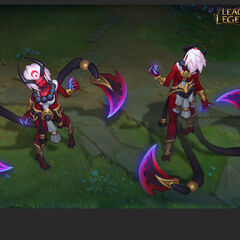 Blood Moon Evelynn Concept 4 (by Riot Artist <a rel=