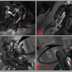 Tango Twisted Fate Splash Update Concept 1 (by Riot Artist <a href=