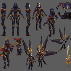 Iron Inquisitor Kayle Update Model 12 (by Riot Artist <a rel=
