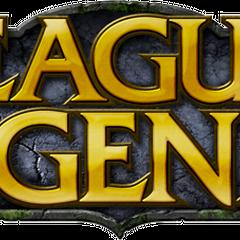 League of Legends Old Logo 4