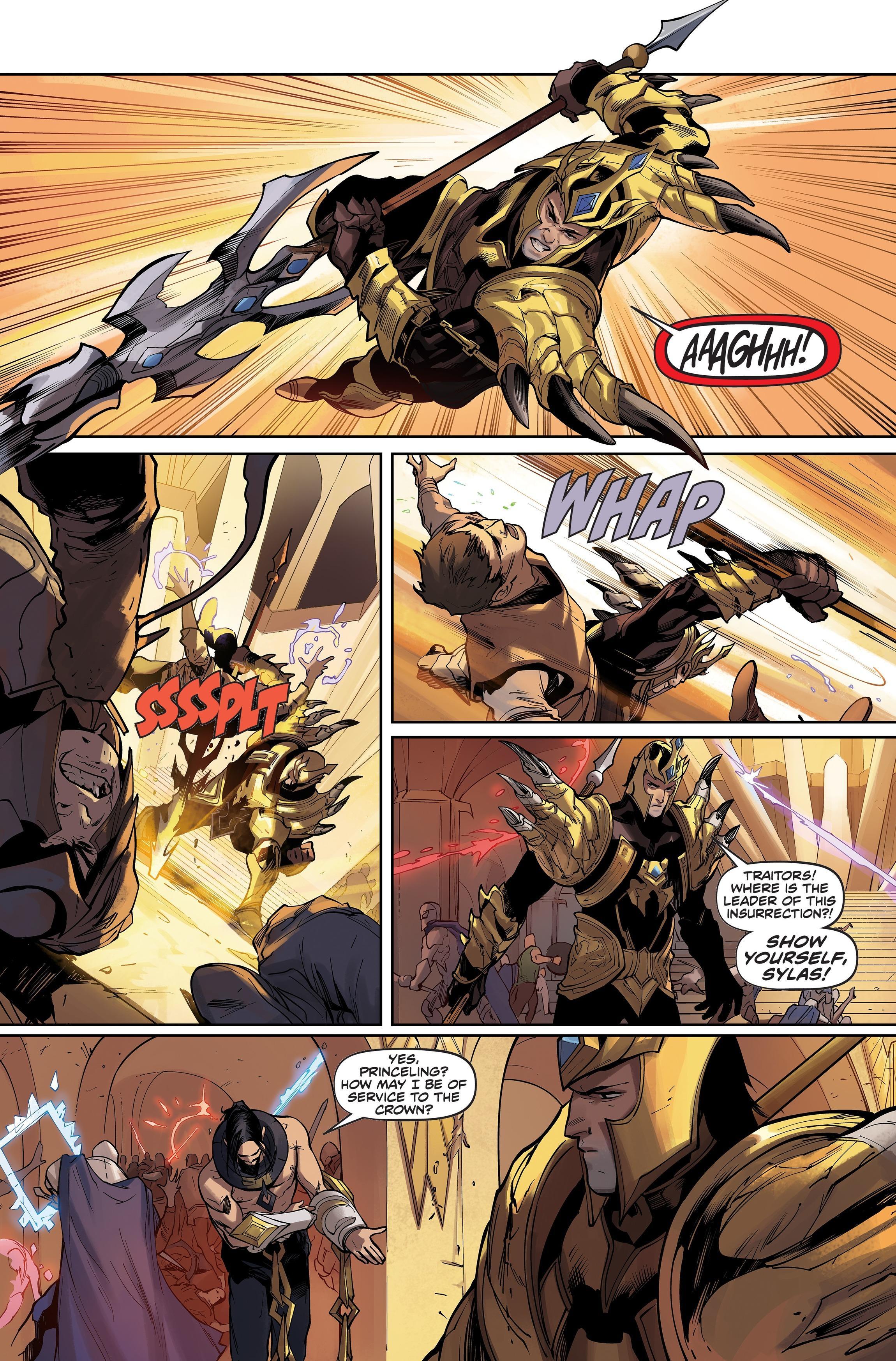 Lux Comic 4 pr05