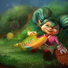 Drugi portret Lizakowej Poppy