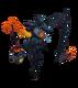 Pretorianin Fiddlesticks (Obsydian)