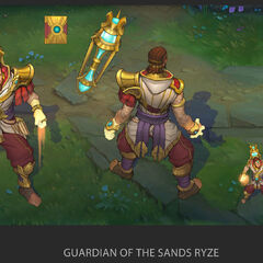 Guardian of the Sands Ryze Concept 2 (by Riot Artist <a href=