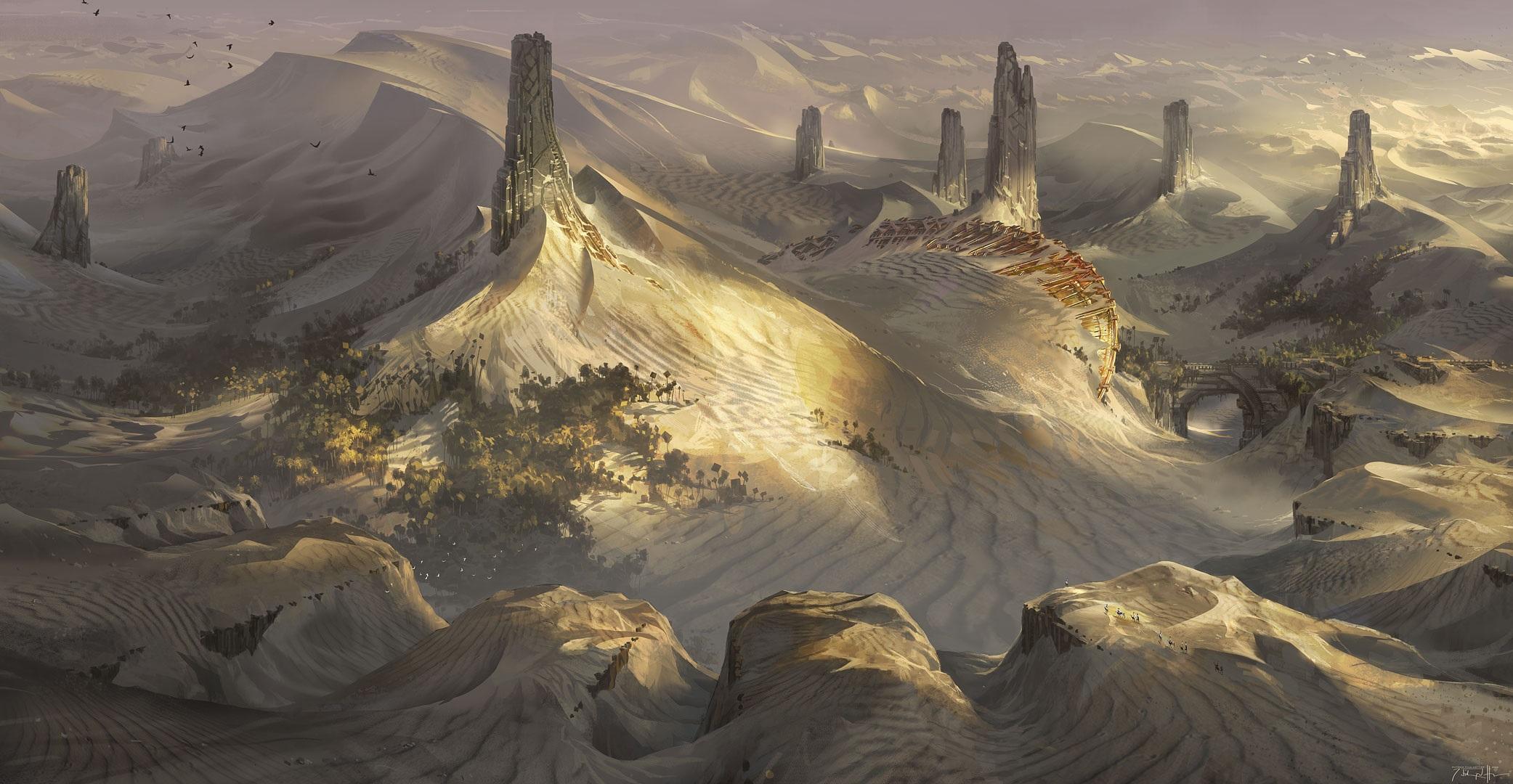 Shurima The Ruins Of Shurima