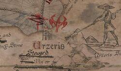 Urzeris map 01