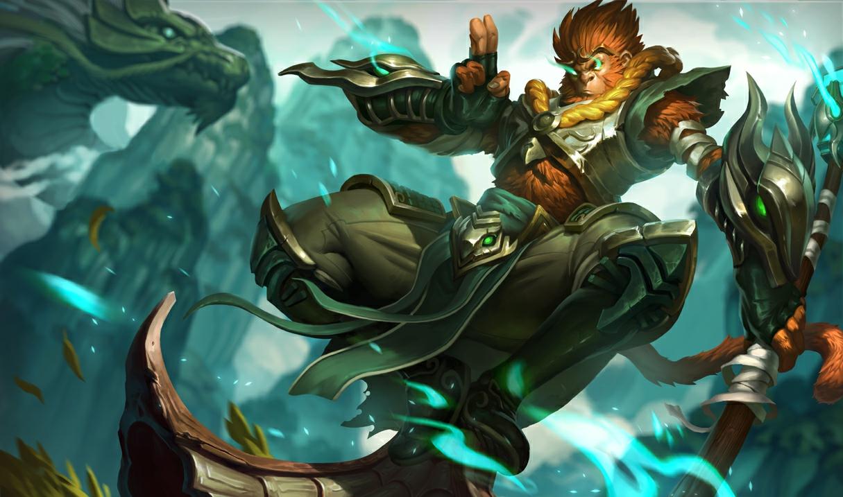 Wukong Jadedrachen-Wukong S