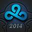 Cloud9 2014 profileicon