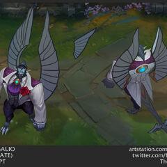 Debonair Galio Update Concept 5