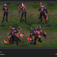 FPX Thresh Chroma Concept (by Riot Contracted Artist <a href=