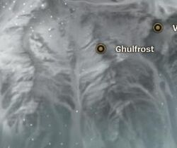 Ghulfrost map