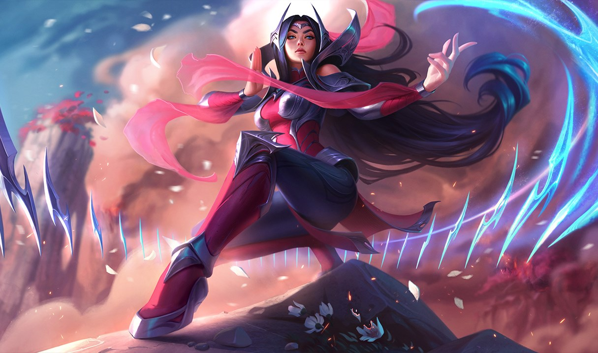 Irelia/Skins | League of Legends Wiki | FANDOM powered by ...  Irelia/Skins | ...
