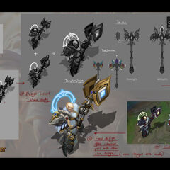Jayce Brighthammer Concept (by Riot Artist <a href=